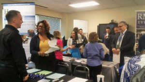 HIRE Peninsula Career Fair Draws More Than 50 Employers